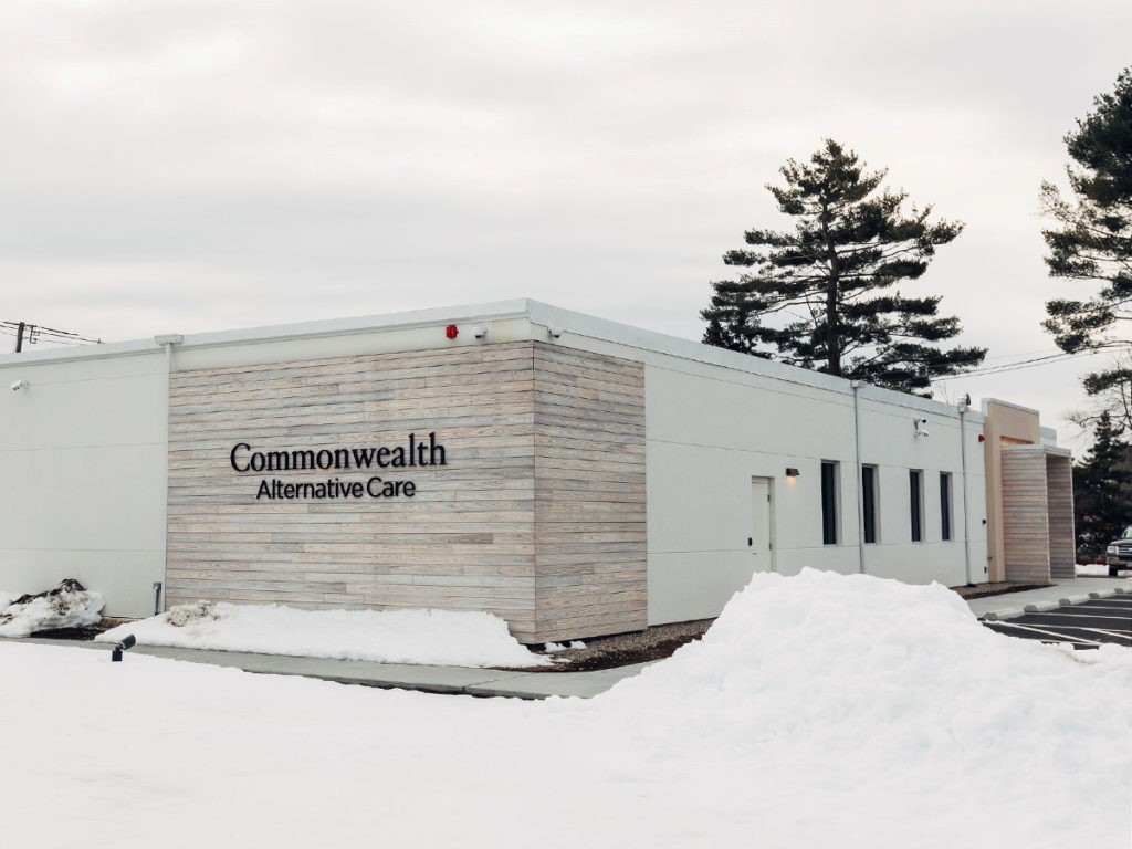 Commonwealth project Exterior view