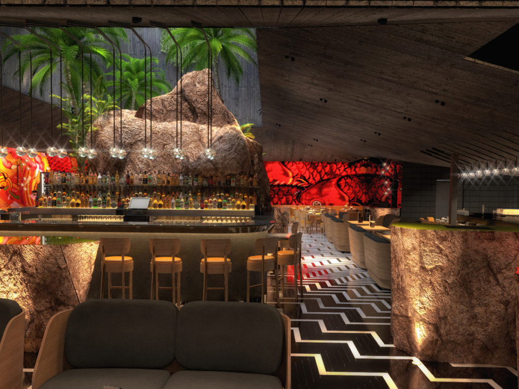 Chotto Matte restaurant project pic
