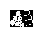 Top QUALITY icon - charred cedar