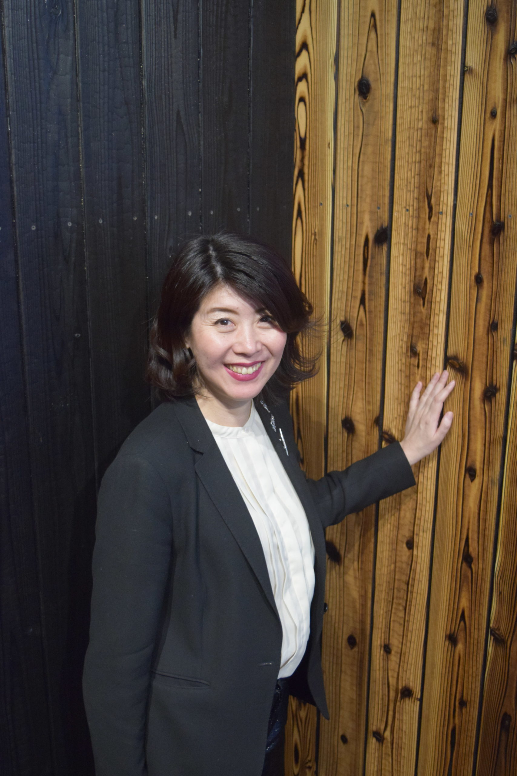 Hiromi, our country manager France